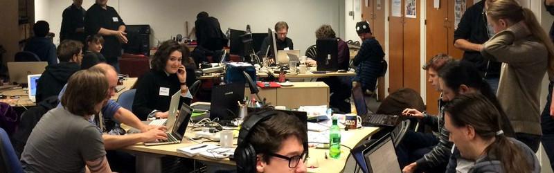Oxford Hackspace Hosts JanJam Game Jam
